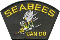 SEABEES PATCH - HATNPATCH