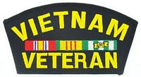 VIETNAM VET PATCH - HATNPATCH
