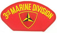 3RD MAR DIV PATCH