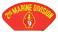 2ND MAR DIV PATCH