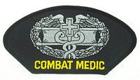 COMBAT MEDIC PATCH - HATNPATCH