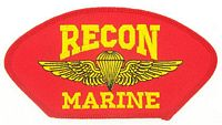 RECON MARINE PATCH - HATNPATCH