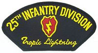 25TH INF DIV PATCH