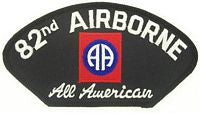 82ND ABN DIV PATCH