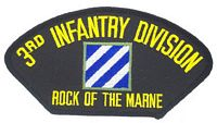 3RD INF DIV PATCH