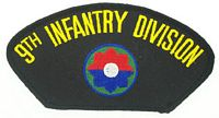 9TH INF DIV PATCH