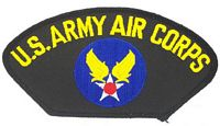 US ARMY AIR CORPS PATCH - HATNPATCH