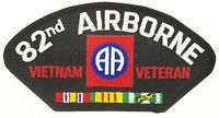 82ND ABN DIV VIETNAM VET PATCH