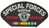 SPECIAL FORCES VIETNAM VET PATCH