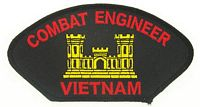 COMBAT ENGINEER VIETNAM VIETNAM PATCH - HATNPATCH