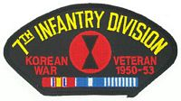 7TH INF KOREA VET PATCH