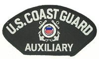 USCG AUX PATCH
