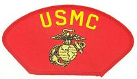 USMC PATCH - HATNPATCH