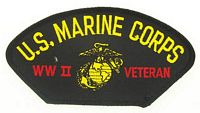 USMC WWII VET PATCH - HATNPATCH