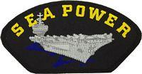US NAVY SEA POWER PATCH