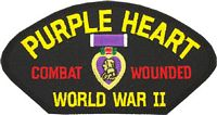PURPLE HEART WWII PATCH