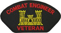 COMBAT ENG VETERAN PATCH