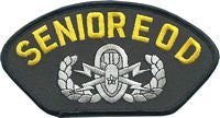 EOD SENIOR PATCH - HATNPATCH