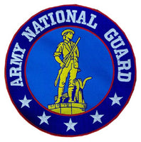 LG ARMY NATIONAL GUARD PATCH - HATNPATCH