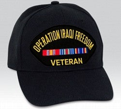 OPERATION IRAQI FREEDOM VETERAN HAT