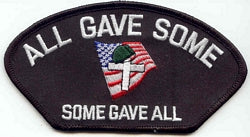 ALL GAVE SOME SOME GAVE ALL HAT