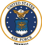 US AIR FORCE MAGNET - HATNPATCH