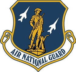 AIR NATIONAL GUARD MAGNET - HATNPATCH