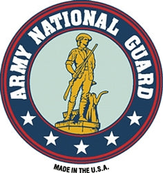 ARMY NATIONAL GUARD MAGNET - HATNPATCH