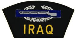 US ARMY IRAQ CIB PATCH - HATNPATCH
