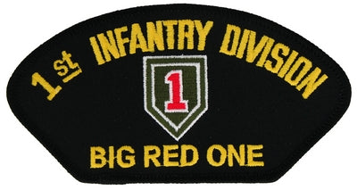 1st INFANTRY DIVISION PATCH - HATNPATCH