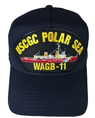 USCGC POLAR SEA WAGB-11 Hat