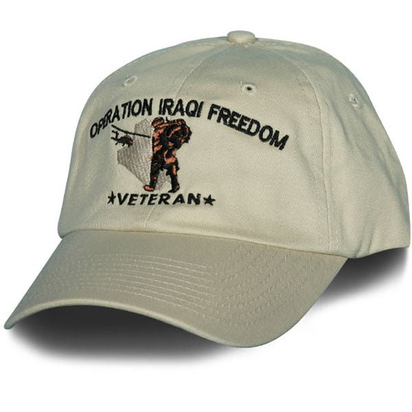 Operation Iraqi Freedom Veteran DEMB Hat