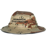 Operation Iraqi Freedom Direct Embroidered ACU Boonie Hat