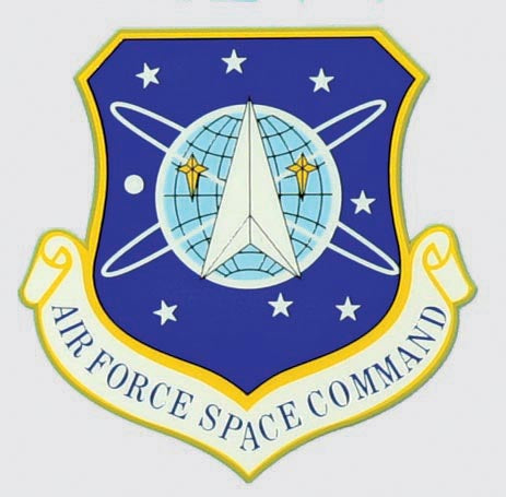 Air Force Space Command Decal