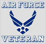 Air Force Veteran Hap Arnold Decal