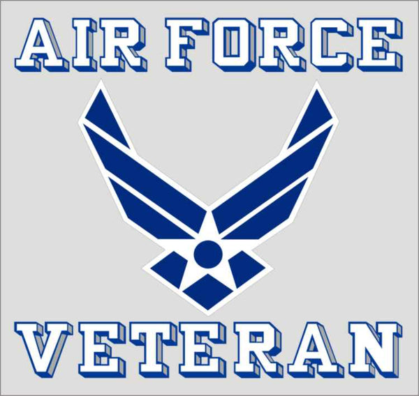 Air Force Veteran Hap Arnold Decal - HATNPATCH