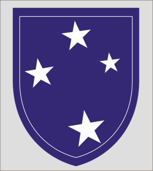 23rd Infantry Division (Americal) Decal - HATNPATCH