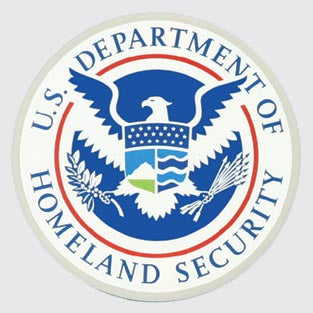 Homeland Security Decal - HATNPATCH