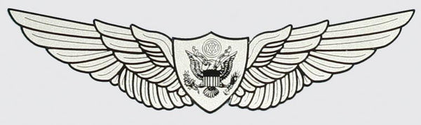 U.S. Army Aircrew Wings Decal - HATNPATCH