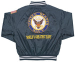 U.S. Navy Satin Jacket