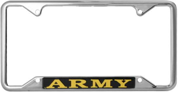 Army License Plate - HATNPATCH