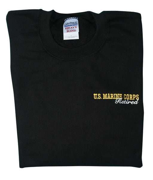 U.S. Marine Retired DEMB Sweatshirt - HATNPATCH