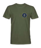 UNITED STATES NAVY CEREMONIAL GUARD T-Shirt - HATNPATCH