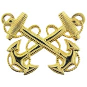 Navy Warrant Officer Hat Pin - HATNPATCH