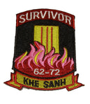 Khe Sanh Survivor Patch