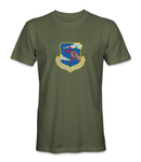 Strategic Air Command SAC Shield T-Shirt - HATNPATCH