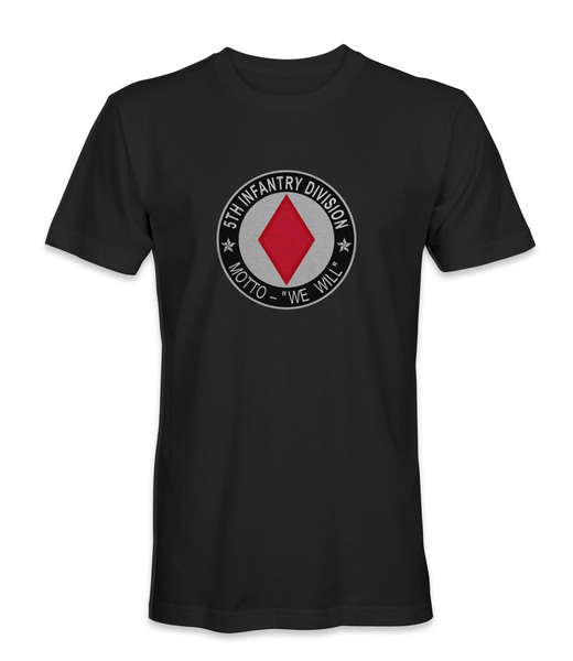 5th Infantry Division T-Shirt