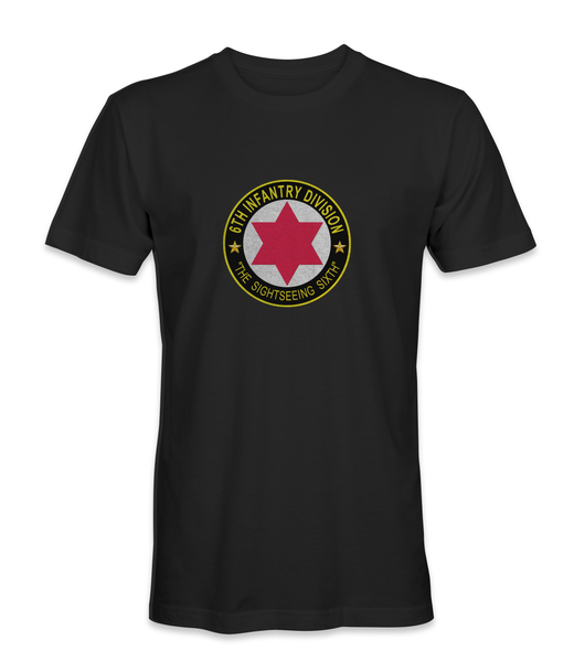 6th Infantry Division T-Shirt