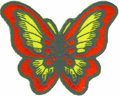 BUTTERFLY PATCH - HATNPATCH