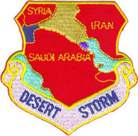 DESERT STORM MAP PATCH - HATNPATCH